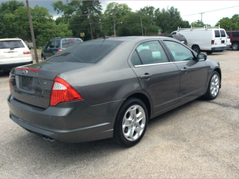 Ford Fusion 2011 price 1100down