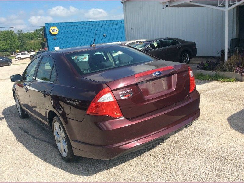 Ford Fusion 2012 price 1300down