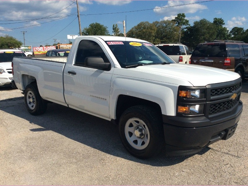 Chevrolet Silverado 1500 2014 price 1800down