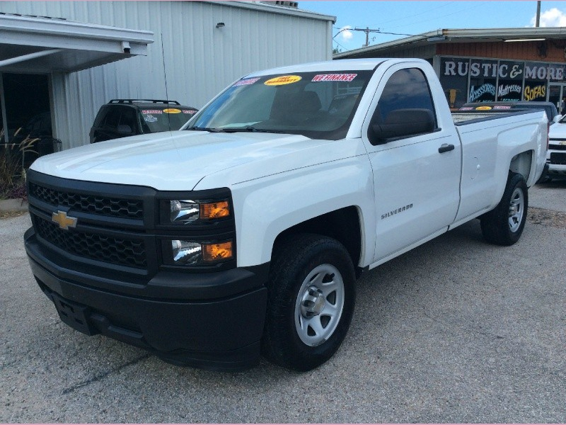 Chevrolet Silverado 1500 2014 price 1800down