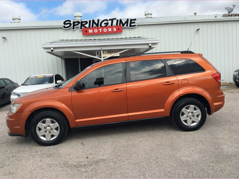 Dodge Journey 2011 price 1400down