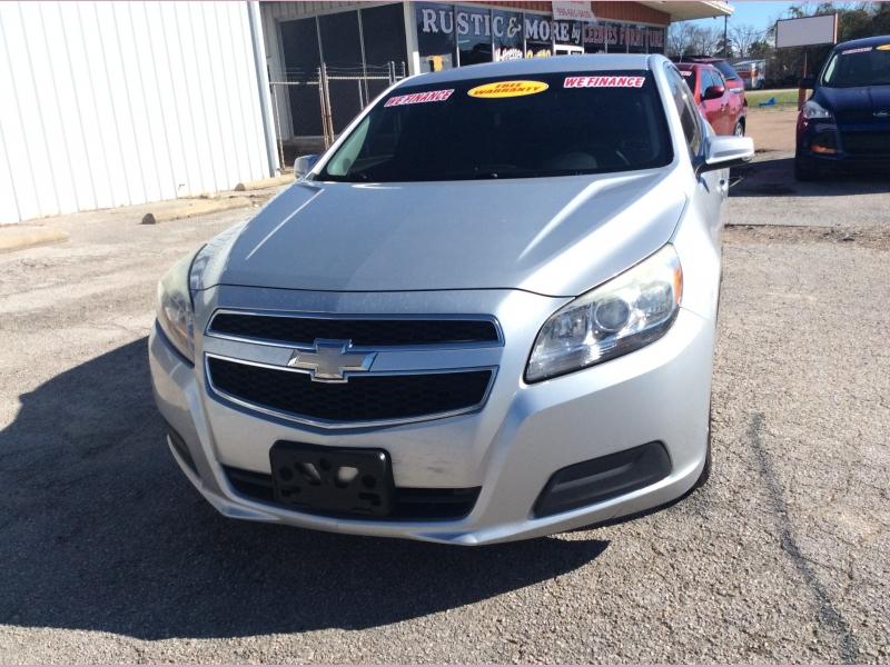 Chevrolet Malibu 2013 price 1100down