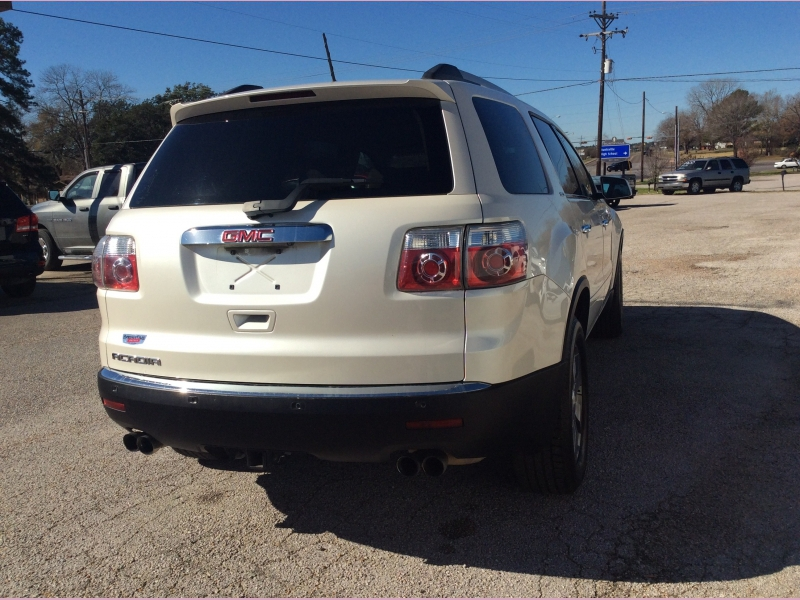 GMC Acadia 2012 price 1500down
