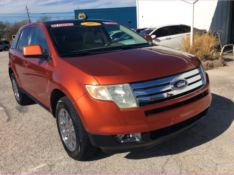 Ford Edge 2007 price 1000 down