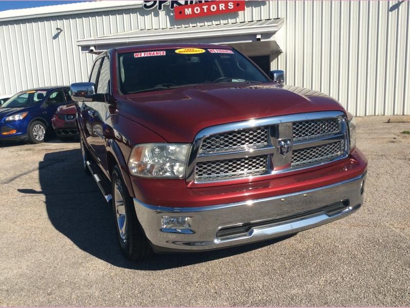 RAM 1500 2012 price 1800down