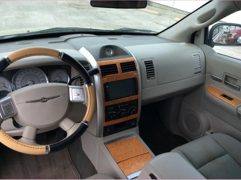 Chrysler Aspen 2008 price 1500down