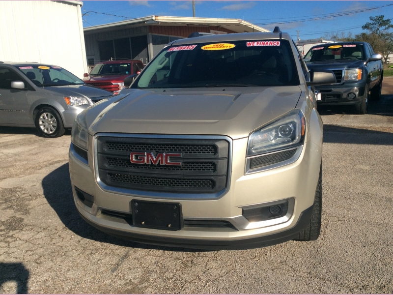 GMC Acadia 2015 price 2200down