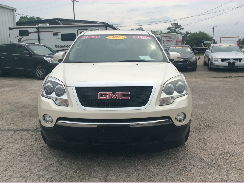 GMC Acadia 2011 price 1400down