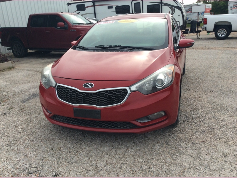 Kia Forte 2014 price 1400down