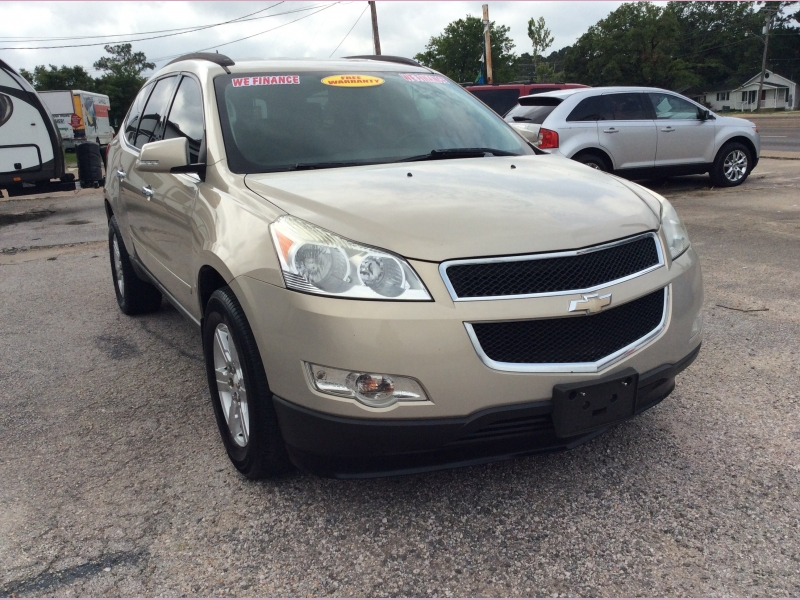 Chevrolet Traverse 2011 price 1400down