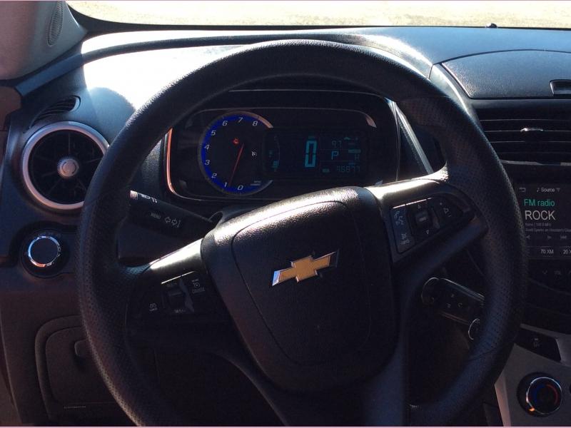 Chevrolet Trax 2015 price 1500down