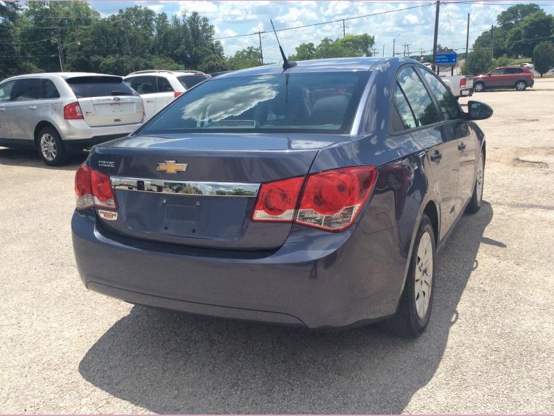 Chevrolet Cruze 2013 price 1400down