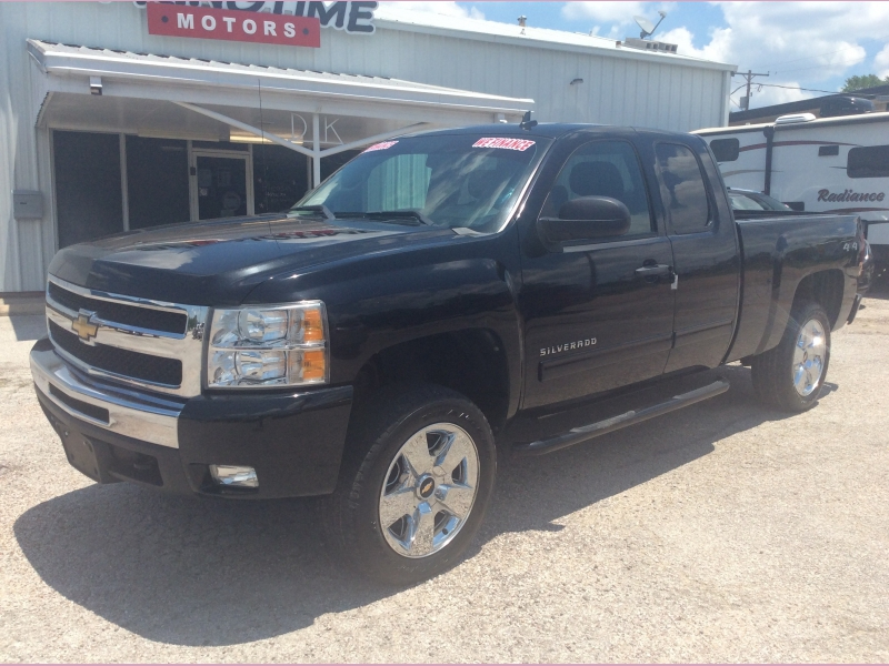 Chevrolet Silverado 1500 2011 price 2500down