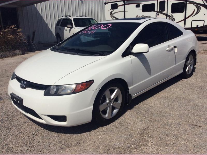 Honda Civic Cpe 2007 price 3600cash