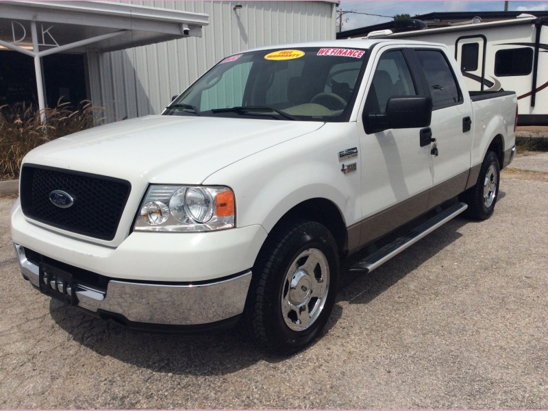 Ford F-150 2005 price 1500down
