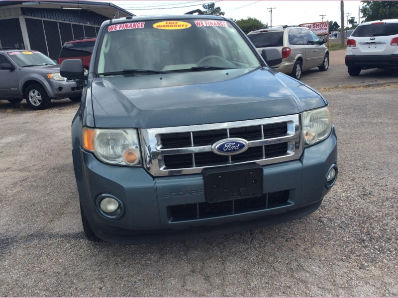 Ford Escape 2012 price 1200down
