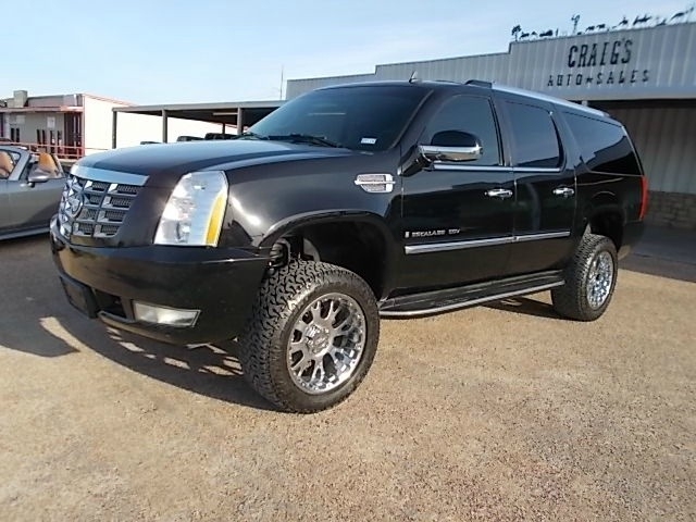 2007 Cadillac Escalade Esv Awd Lifted Wheels Inventory Craigs