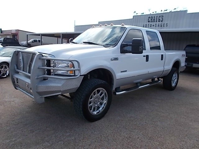 2007 Ford Super Duty F-350 SRW