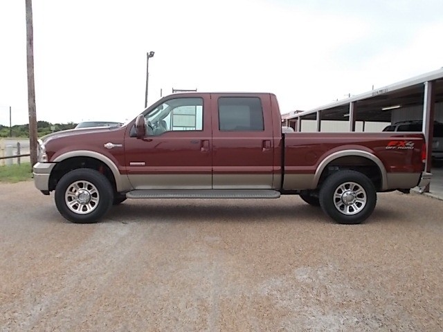 Ford Super Duty F-250 2005 price $23,900