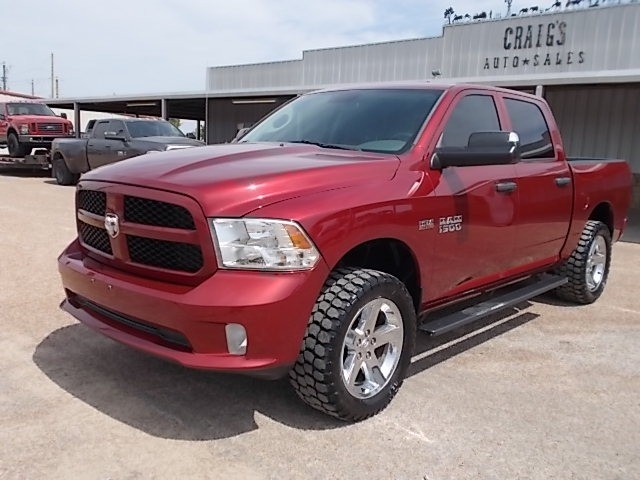 RAM 1500 2014 price $22,900