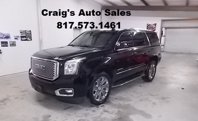 GMC Yukon 2015 price $35,900