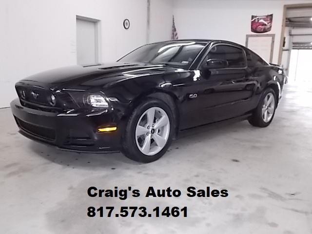 Ford Mustang 2014 price $18,400
