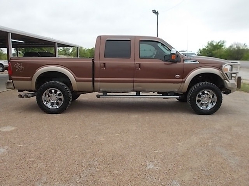 Ford Super Duty F-250 2012 price $20,000