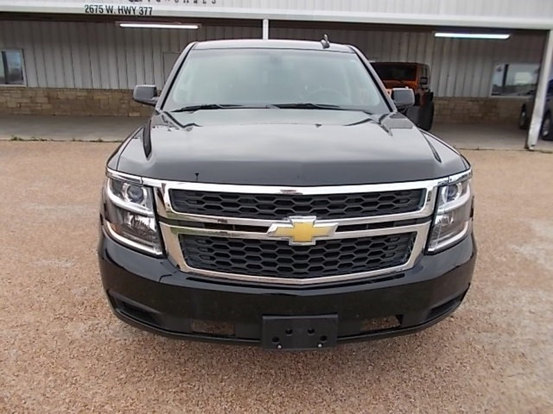 Chevrolet Tahoe 2016 price $21,100