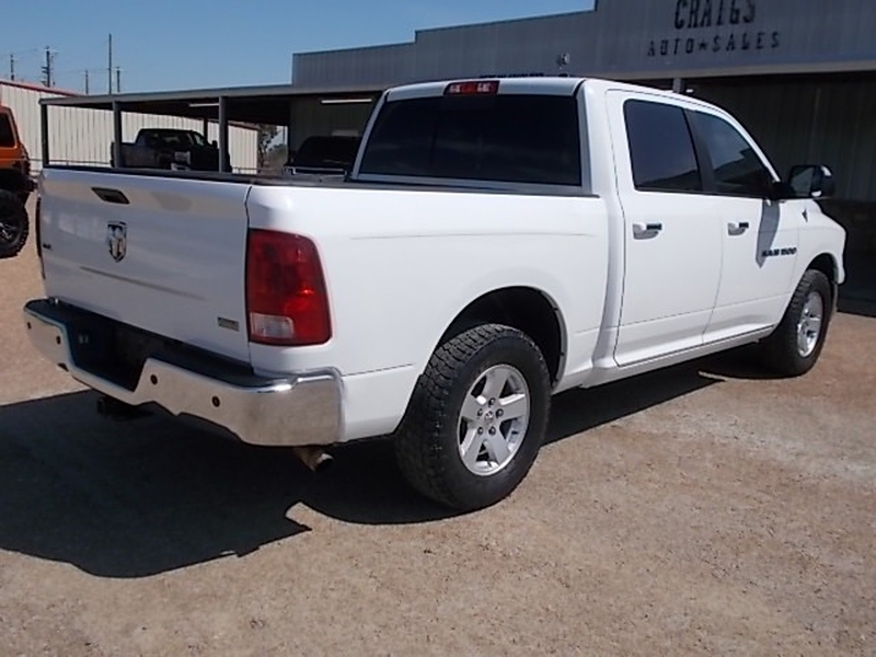 RAM 1500 2012 price $11,400