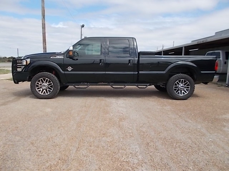 Ford Super Duty F-350 SRW 2013 price $18,900
