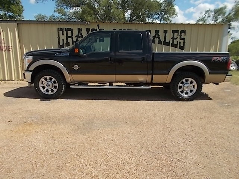 Ford Super Duty F-250 2014 price $34,900