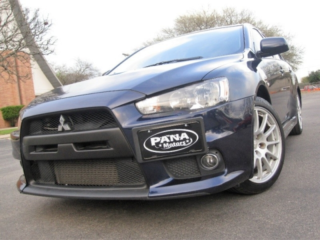2014 Mitsubishi Lancer Evolution Evo GSR Manual - Inventory | Pana ...