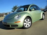 Volkswagen New Beetle Coupe 2007