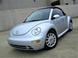 Volkswagen New Beetle Convertible 2004