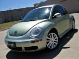 Volkswagen New Beetle Coupe 2008