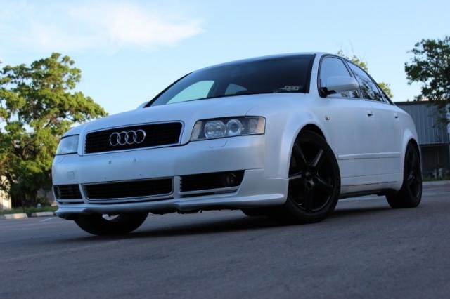 2002 audi a4 turbo quattro manual custom mate pearl white paint rh pana motors com 2002 Audi Car Rear View Mirror for 2000 Audi