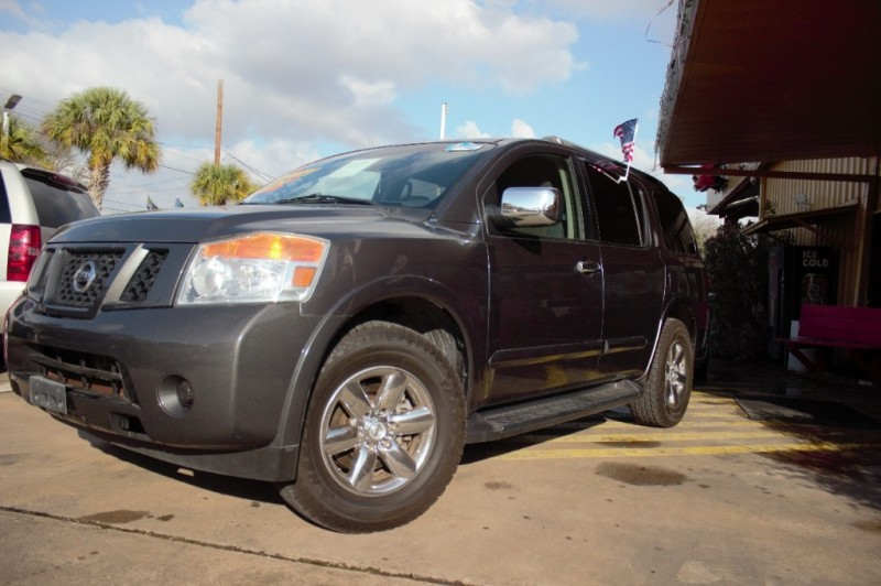 Nissan Armada 2012 price Call