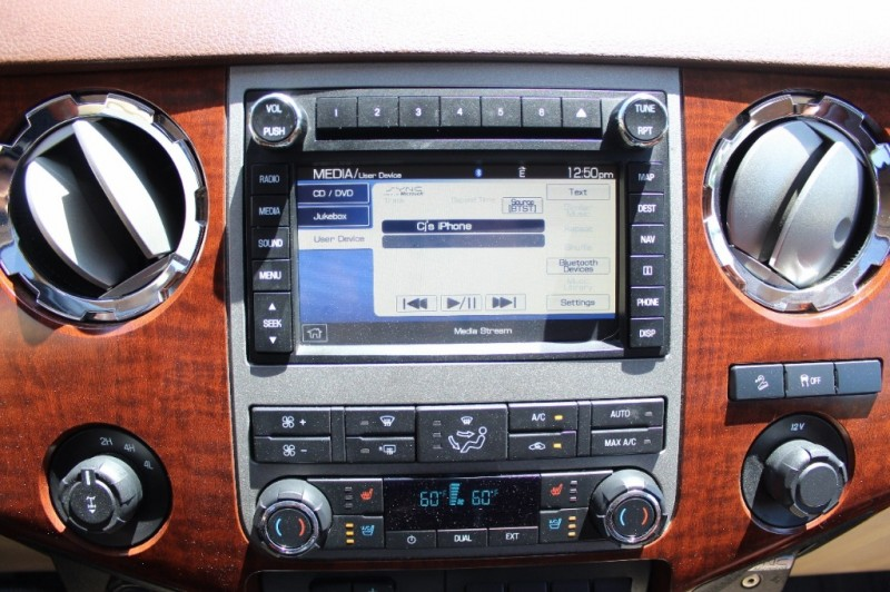 Ford Super Duty F-250 SRW 2012 price Call