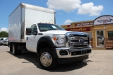 Ford Super Duty F-450 DRW 2012