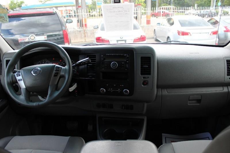 Nissan NV 2013 price Call