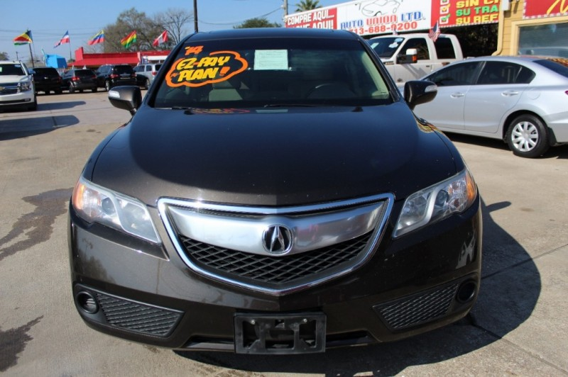 Acura RDX 2014 price Call