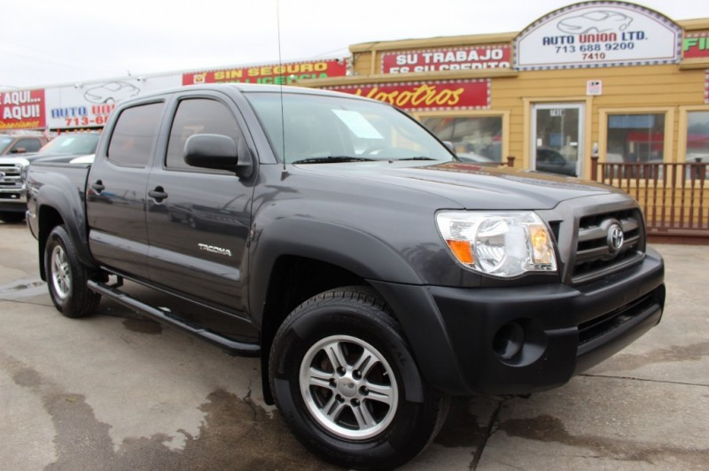 Toyota Tacoma 2010 price Call