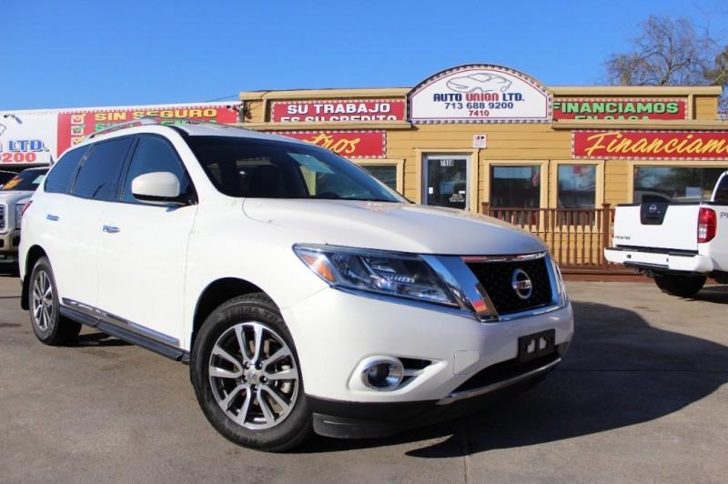 Nissan Pathfinder 2014 price Call