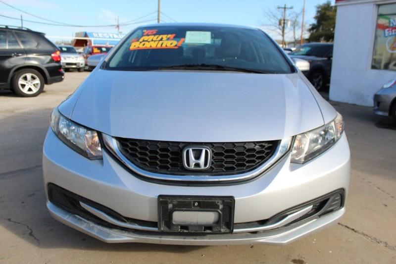 Honda Civic Sedan 2015 price Call