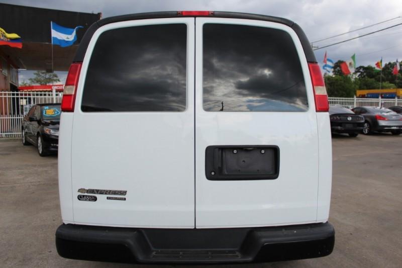 Chevrolet Express Cargo Van 2014 price Call