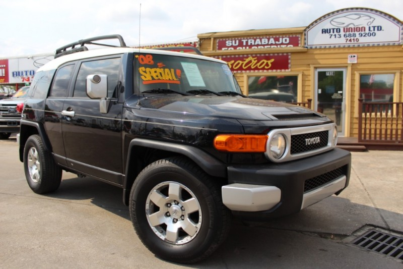 Toyota FJ Cruiser 2008 price Call