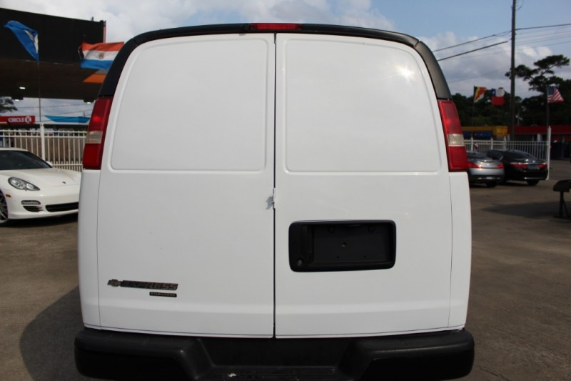 Chevrolet Express Cargo Van 2013 price Call