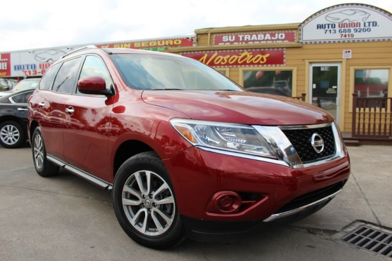 Nissan Pathfinder 2013 price Call