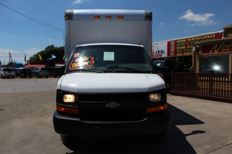 Chevrolet Express Commercial Cutaway 2012 price Call