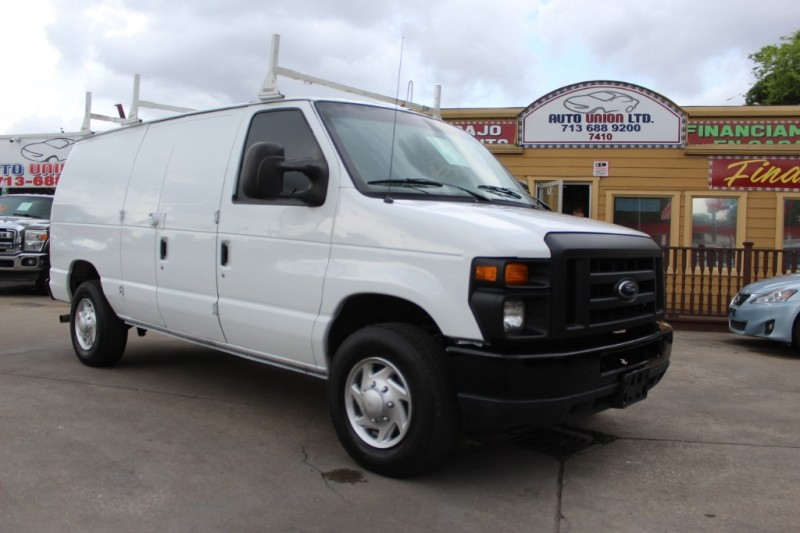 Ford Econoline Cargo Van 2013 price Call